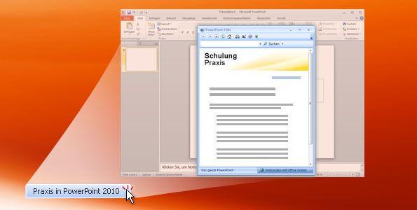 PowerPoint 2010 – Übungsbeispiel