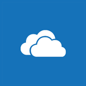 Tile image of a cloud to represent OneDrive for Business and Personal Sites