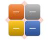 Basic Matrix SmartArt graphic layout