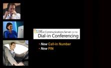 How to Setup Dialin Conf