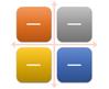 Grid Matrix SmartArt graphic layout