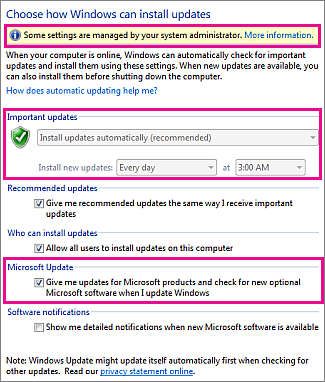 how to turn off automatic updates office 2016