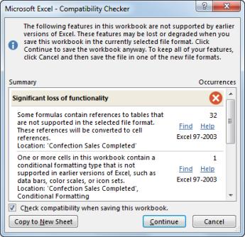 Compatibility Checker