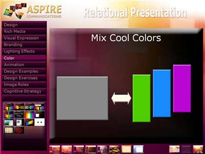 Cool colors group