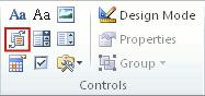 Building block content control