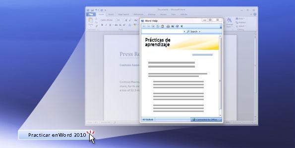Práctica de Word 2010