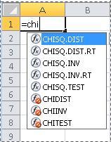 Funciones en Excel 2010