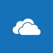 Ruutukuva pilvestä, joka symboloi OneDrive for Business -palvelua ja omia sivustoja