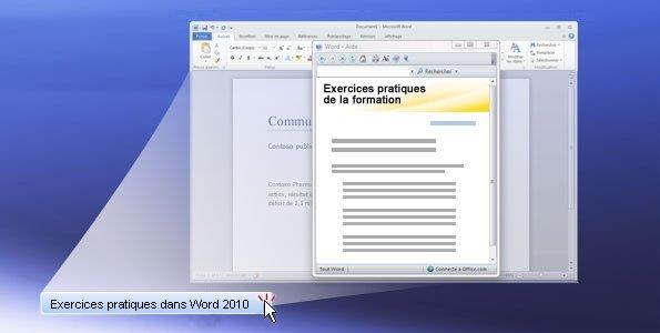 Exercices pratiques Word 2010