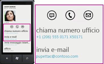 Lync per client mobili