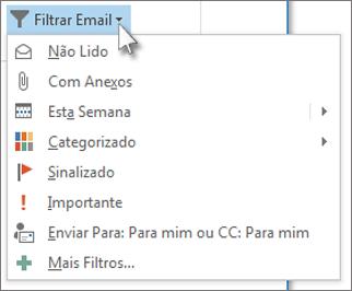 Filtrar email
