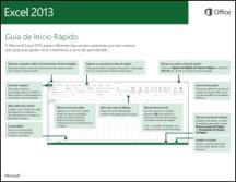 Guia de Início Rápido do Excel 2013