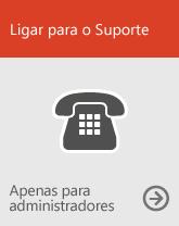 Ligar para o Suporte (apenas para admin)