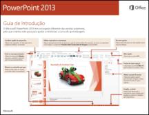 Guia de Introdução do PowerPoint 2013