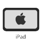Ícone para iPad