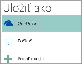 Snímka obrazovky s možnosťou Uložiť ako v Publisheri