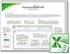 Vodič za migraciju u Excel 2010
