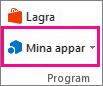 Knappen Mina program