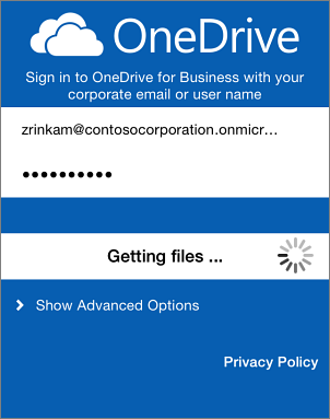 OneDrive for Business: TechServe