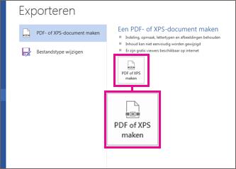convert xps to pdf windows 10